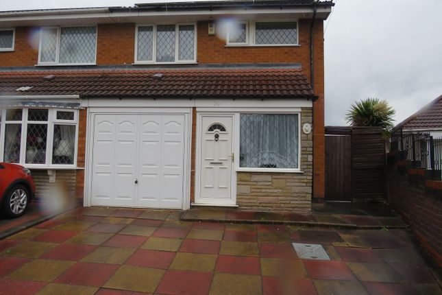 3 bed semi-detached house for sale in Bell Lane, Tile Cross, Birmingham B33