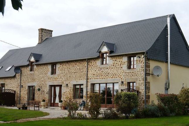 Thumbnail Property for sale in Normandy, Manche, Buais