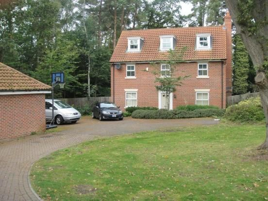 Thumbnail Detached house to rent in Walton Way, Brandon