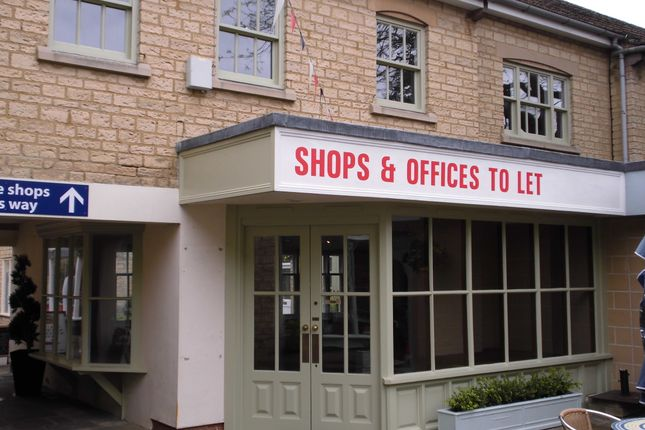Thumbnail Retail premises to let in The Woolmarket, Cirencester