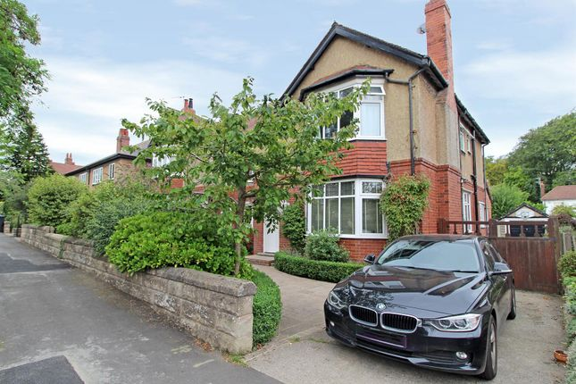 Thumbnail Semi-detached house to rent in Westbourne Avenue, Harrogate