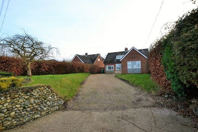 Thumbnail Property for sale in Shereford Road, Hempton, Fakenham, Norfolk.