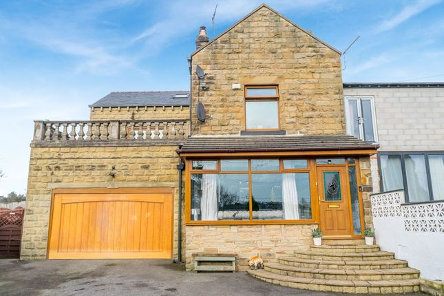 Thumbnail Semi-detached house for sale in West View, Scotchman Lane, Morley, Leeds