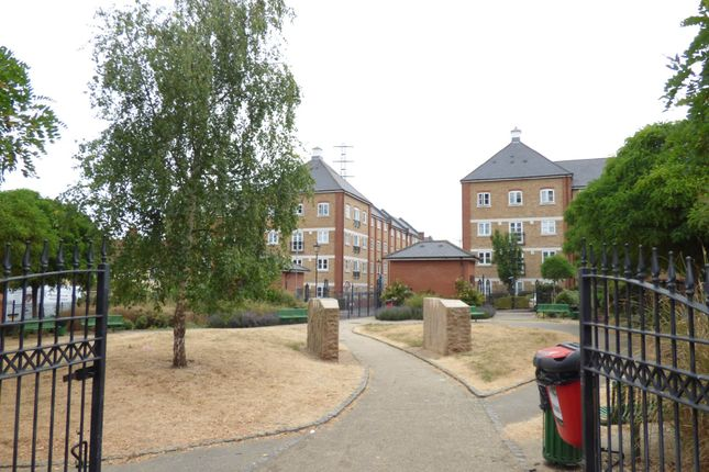 Communal Gardens of Albany Gardens, Colchester CO2