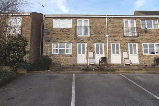 Thumbnail Flat to rent in Chapel Croft, Hemmingfield
