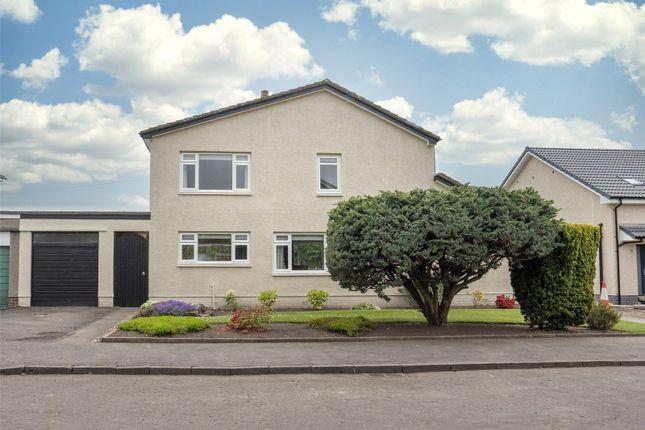 Thumbnail Detached house for sale in Livilands Court, Stirling