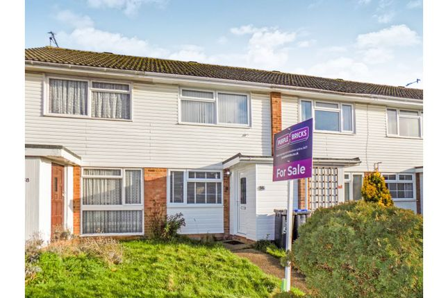 Thumbnail Terraced house for sale in Vancouver Road, Worthing