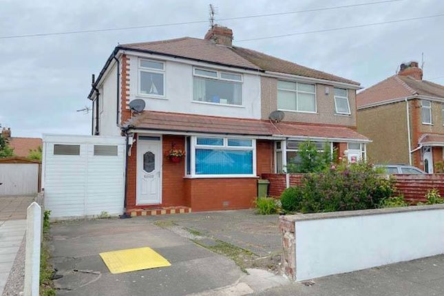 3 bed semi-detached house for sale in Lincoln Avenue, Thornton-Cleveleys FY5