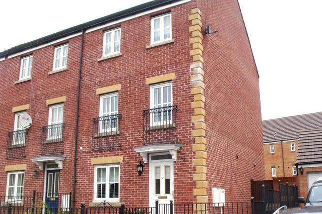 Thumbnail Town house for sale in Bryntirion, Llanelli, Llanelli, Carms