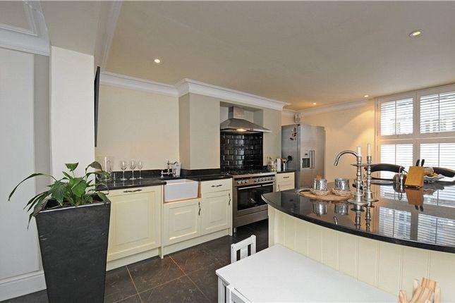 Thumbnail End terrace house to rent in Ridgway, Wimbledon Village, London