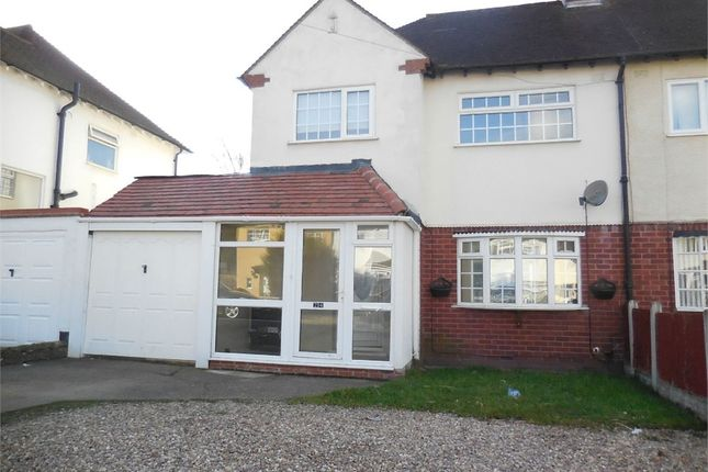 Thumbnail Semi-detached house to rent in Mclean Road, Oxley, Wolverhampton