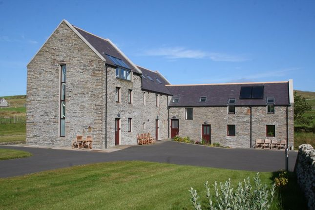 Thumbnail Detached house for sale in Evie, Orkney