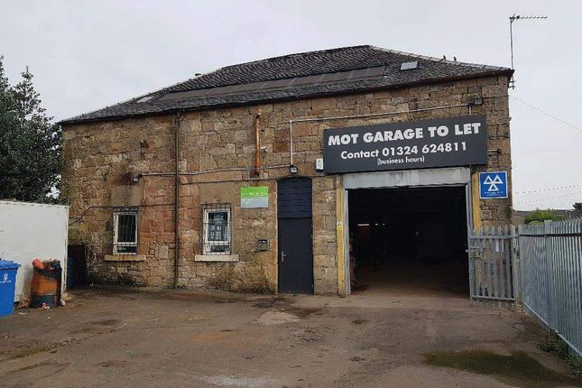 Thumbnail Light industrial to let in The Hedges, Camelon, Falkirk
