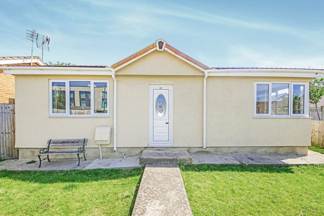 Thumbnail Detached bungalow for sale in St. Lucia Crescent, Bristol