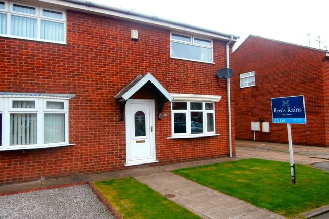 Thumbnail Terraced house to rent in Byland Court, Hull