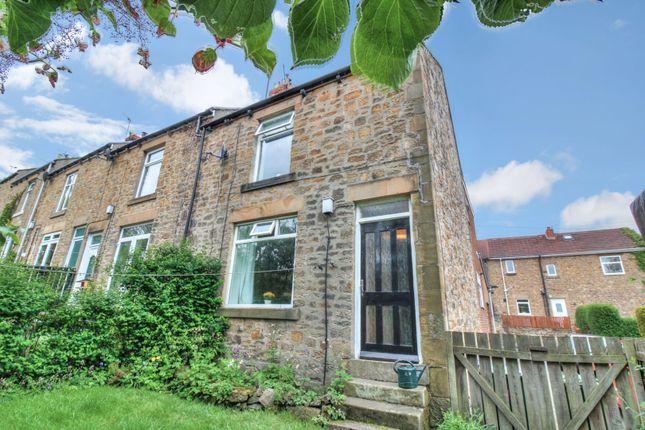 Thumbnail End terrace house for sale in Hedgefield Avenue, Blaydon-On-Tyne
