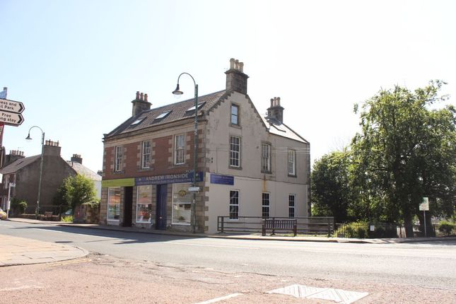 Thumbnail Flat to rent in High Street, Biggar