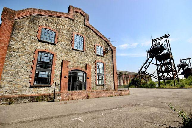 Thumbnail Flat for sale in The Great Engineering Building, Winding Wheel Lane, Penallta, Hengoed