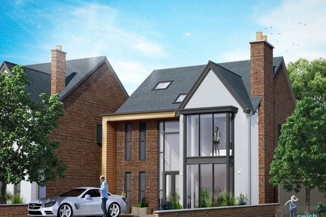 Thumbnail Detached house for sale in Three Tuns Road, Eastwood, Nottingham