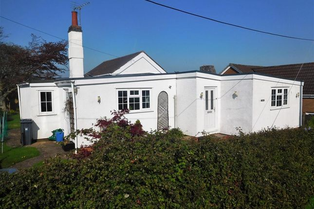 Thumbnail Bungalow for sale in Fircones, Church Path Terrace, Lympstone