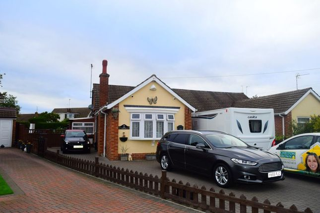 Thumbnail Bungalow to rent in Woodland Close, Northampton