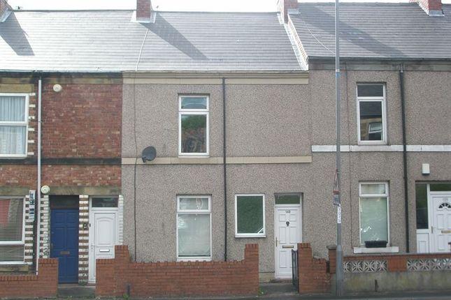 Thumbnail Terraced house to rent in Kells Lane, Low Fell, Gateshead