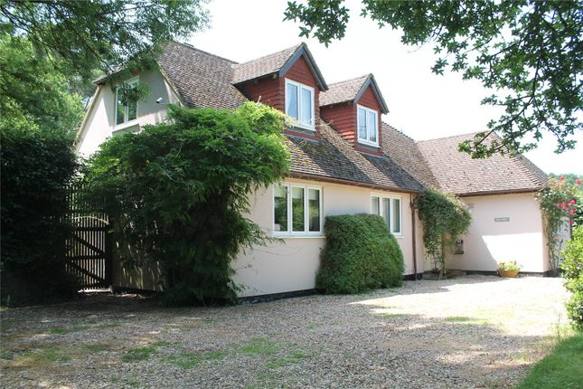 Thumbnail Detached house for sale in Common Road, Hadlow, Tonbridge