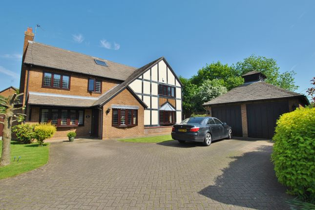 Thumbnail Detached house for sale in Somerset Lodge, Ambleside, Gamston