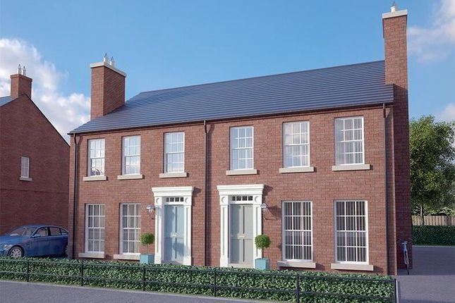 Thumbnail Semi-detached house for sale in The Iris, The Hillocks, Londonderry