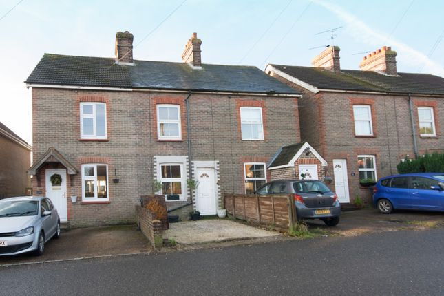 Thumbnail Terraced house for sale in Blackness Villas, Blackness Road, Crowborough