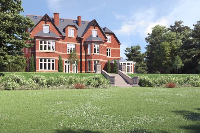 Thumbnail Flat for sale in Apartment 9, The Beeches, Malpas, Cheshire