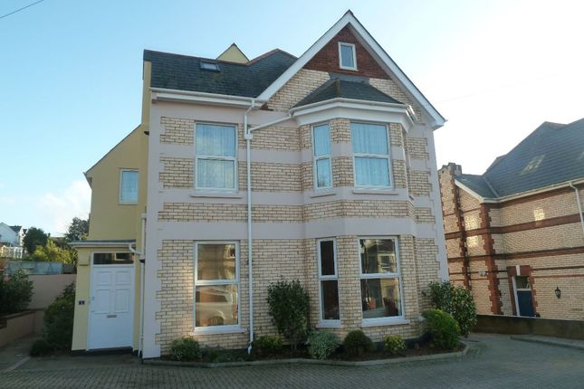 Thumbnail Flat to rent in Hartley Road, Exmouth