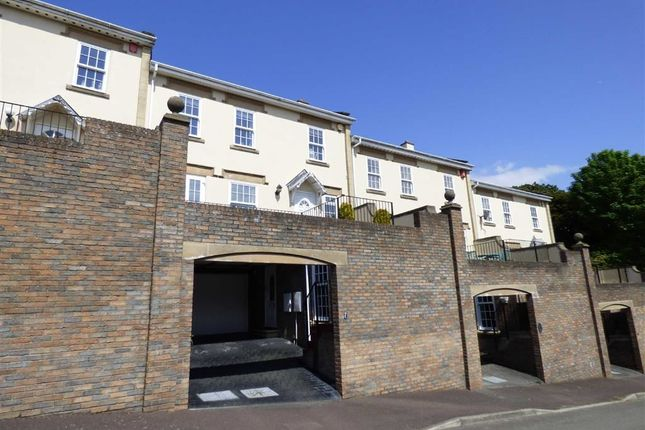 Thumbnail Town house for sale in Trinity Road, Weston-Super-Mare