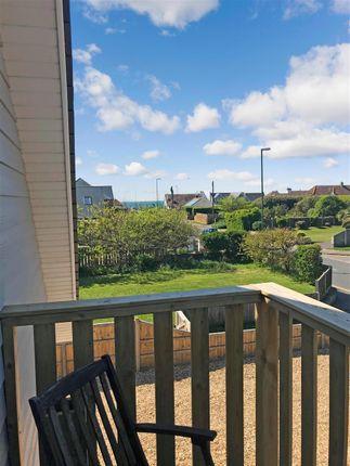 Sea View of Bracklesham Lane, Bracklesham Bay, Chichester, West Sussex PO20