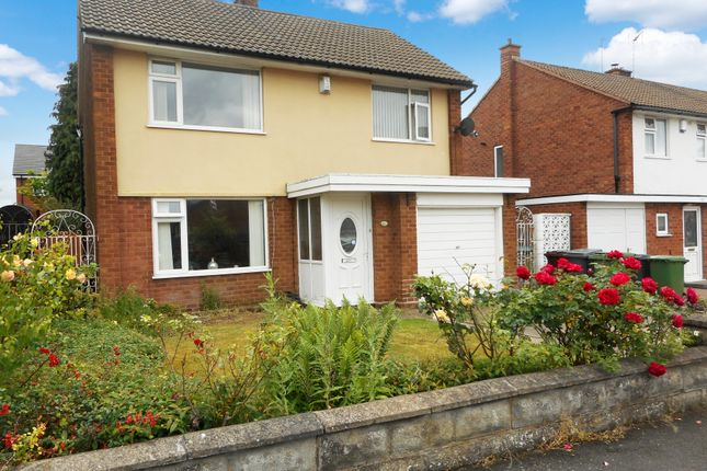 Thumbnail Detached house for sale in Milldale Crescent, Fordhouses, Wolverhampton