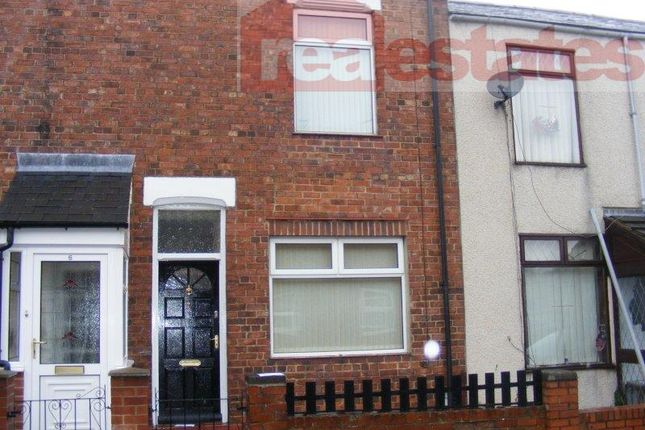 Thumbnail Terraced house to rent in East Parade, Bishop Auckland