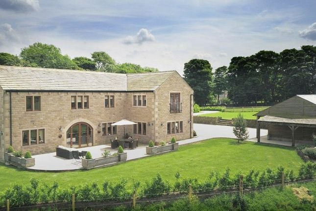 Thumbnail Property for sale in Park View Barn, Gosport Lane, Sowood, Halifax