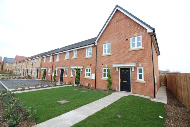 Exterior of Grazier Close, Thorpe Willoughby, Selby YO8