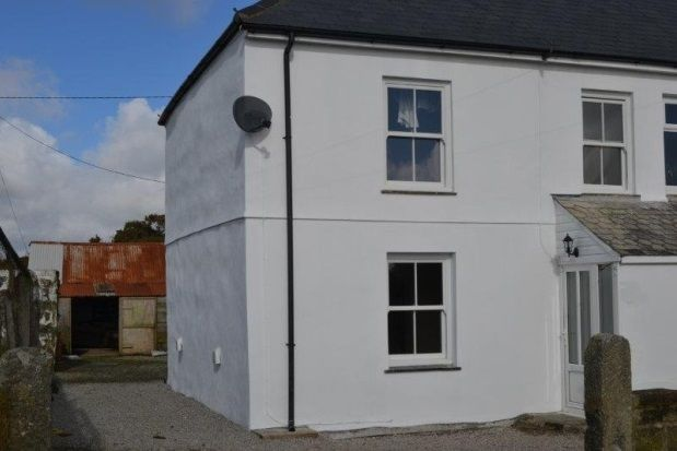 Thumbnail Property to rent in Penstruthal, Redruth