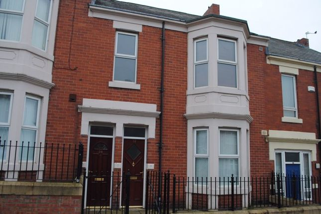 Thumbnail Flat to rent in Parmontley Street, Newcastle Upon Tyne, Tyne And Wear