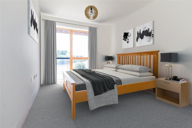 Bedroom One of Portside Street, Nottingham NG2