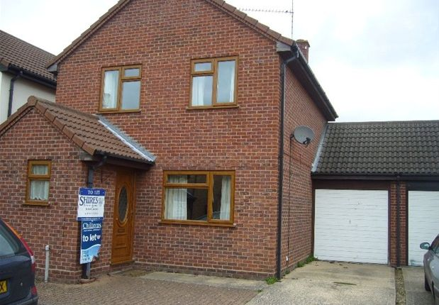 Thumbnail Detached house to rent in Robin Close, Mildenhall, Bury St. Edmunds