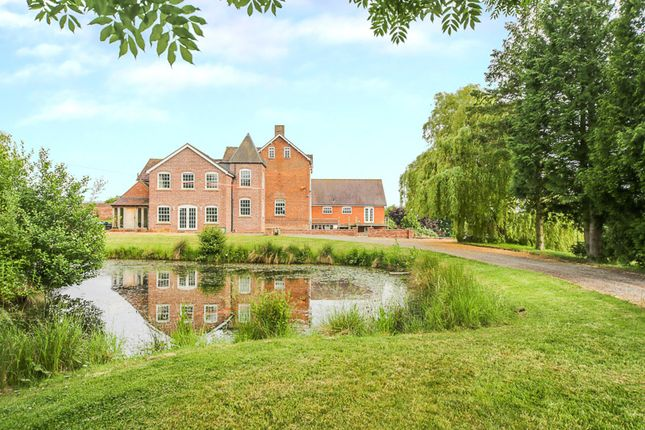 Thumbnail Detached house for sale in The Fulhams, Sutton