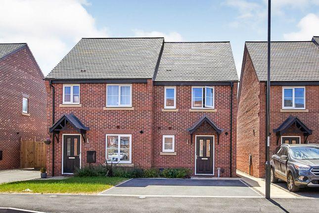 2 bed semi-detached house for sale in Oakham Road, Littleover, Derby DE23