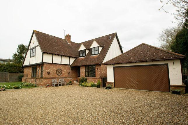 4 bed detached house for sale in Lower Road, Little Hallingbury, Bishop's Stortford