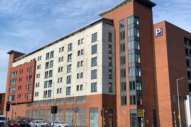 Thumbnail Flat to rent in 107 Castle Street, Belfast