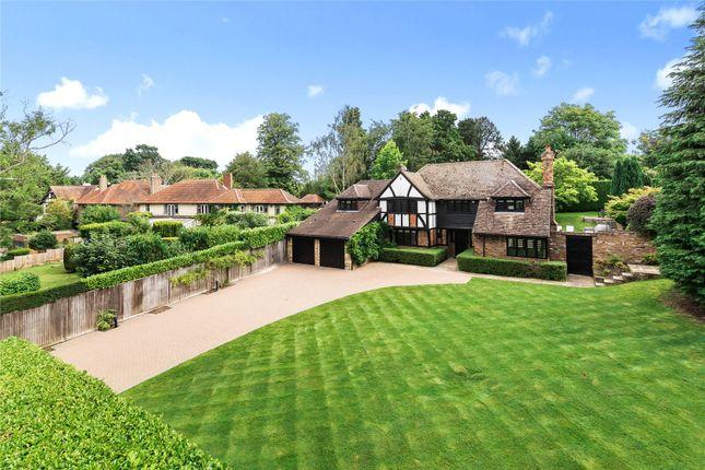Thumbnail Detached house for sale in Wilderness Road, Chislehurst