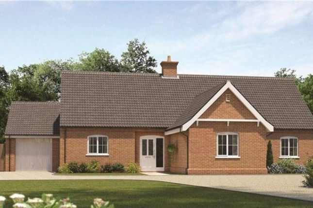 Thumbnail Detached bungalow for sale in Fakenham Road, Wells-Next-The-Sea