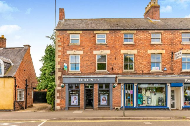 Thumbnail Flat to rent in Catmose Street, Oakham