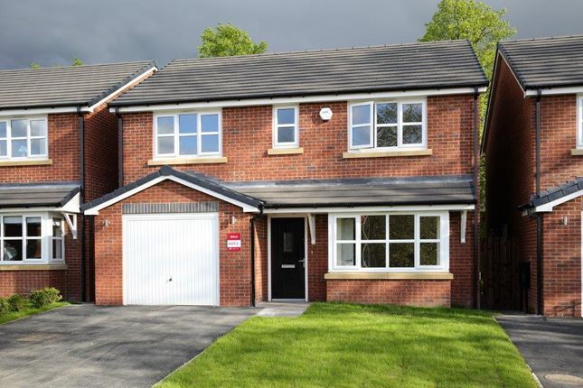 Thumbnail Detached house for sale in Grange Road South, Hyde